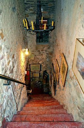 Agriturismo Torre Pernice : Al piano superiore della Torre