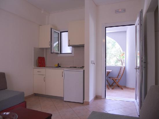 Anavra Studios : Apartment (4 persons)