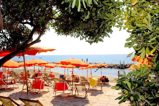 Hotel La Vela: praia