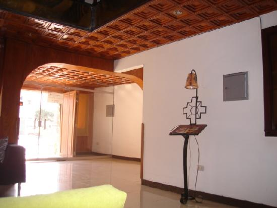Cusco Pardo Hotel: Lobby