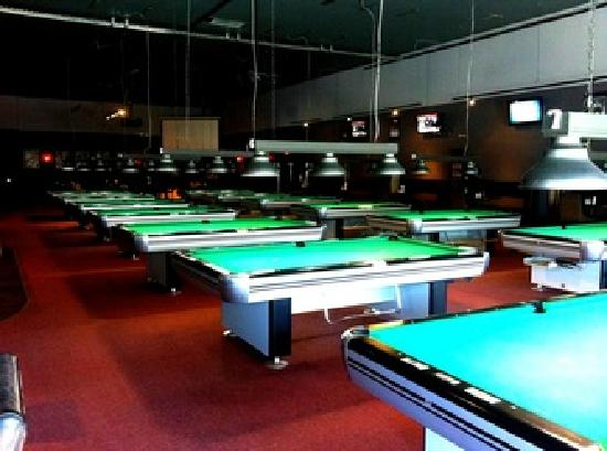Rusty's Sports Lounge: World Class Pool Tables