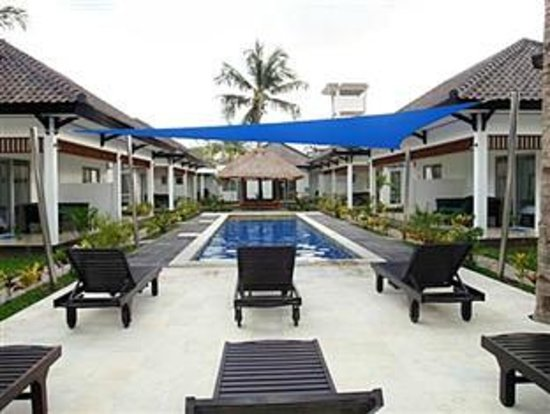 Gili Palms Resort: Swimming pool