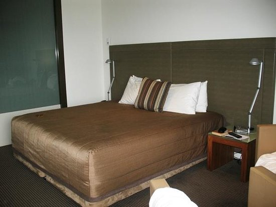 RACV Healesville Country Club: Our hotel room