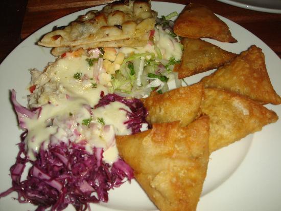 Diani Sea Lodge : Nourriture excellente
