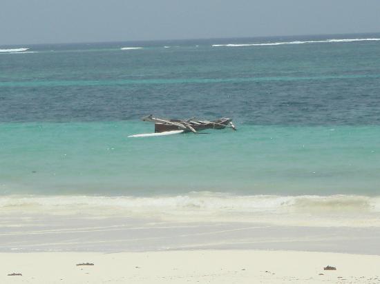 Diani Sea Lodge : La fabuleuse plage