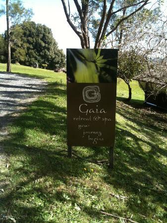 Gaia Retreat & Spa: Welcome to Gaia!