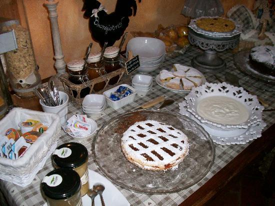 B&B Gallo delle Pille: le meravigliose torte di michela!