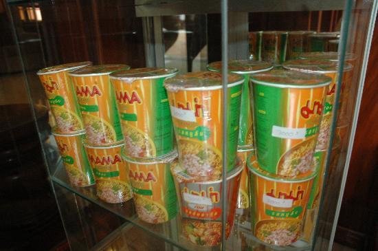 Check Inn Siem Reap: Shop Corner