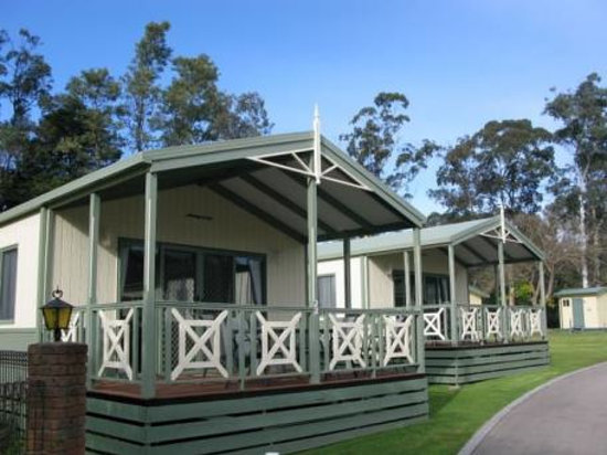 Eden Gateway Holiday Park: Snug Cove Villa 4 Berth