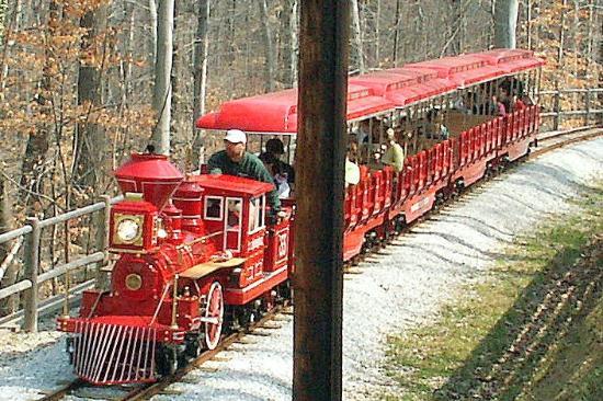 The Maryland Zoo: The Zoo Train