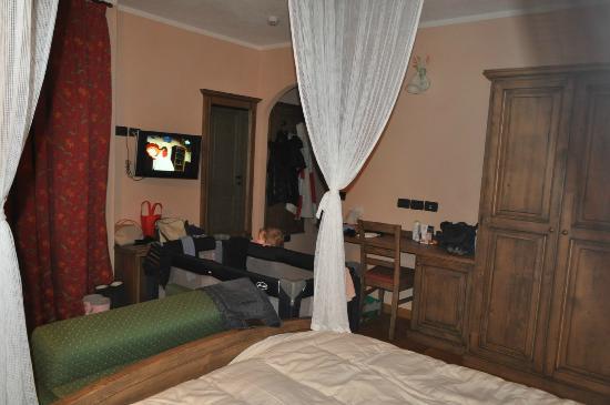 Hotel Pontiglia: la camera jsuite