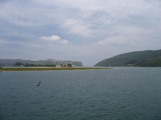 Knysna Paddle Cruiser Day Cruises : Knysna Lagoon