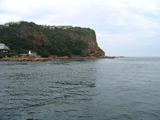 Knysna Paddle Cruiser Day Cruises : East Head