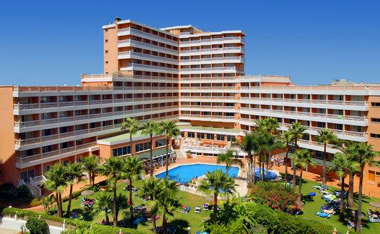 Resultado de imagen de hotel parasol garden torremolinos