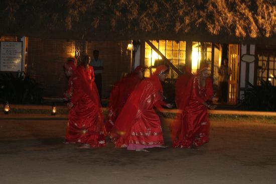 Orange County, Coorg: Dance performance