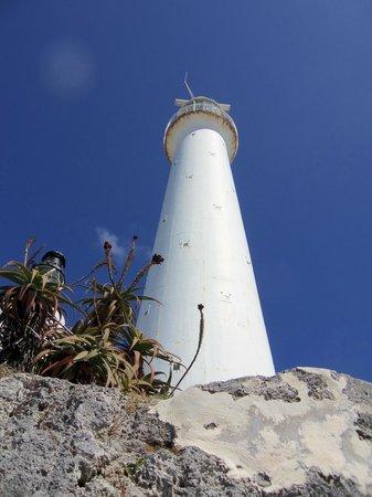 Bermuda Historical Society Museum : West light house
