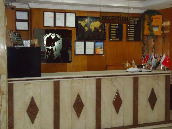 Grand Mark Hotel_The Reception