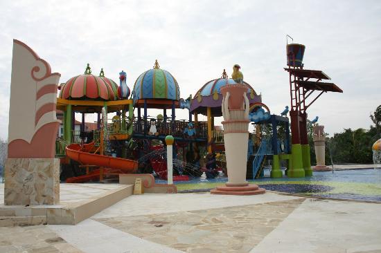 New Kuta Green Park: kiddy pool