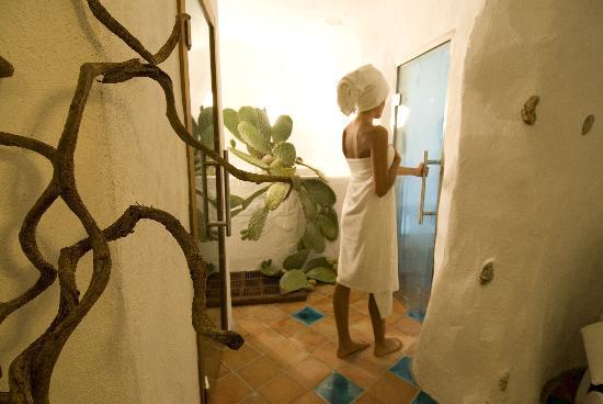 Hotel Resort & SPA Baia Caddinas: welnness area
