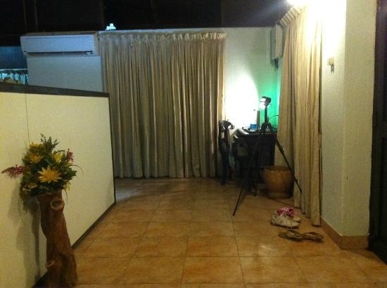 Infinity Resort: Villa 101 room