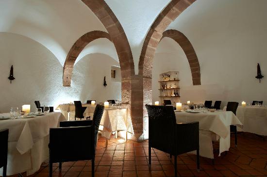 Kloster Hornbach: Restaurant Refugium