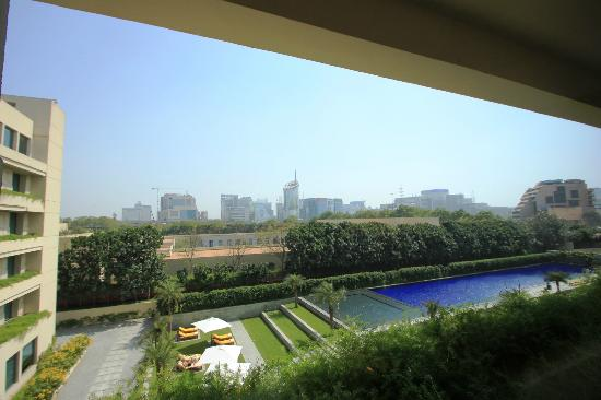The Oberoi, Gurgaon: view from room