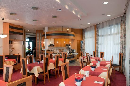 Forum Hotel Widnau: Frühstücksraum