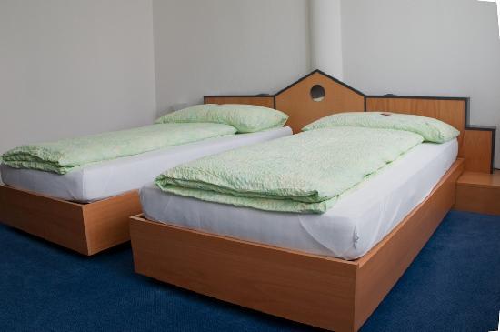 Forum Hotel Widnau: Doppelzimmer