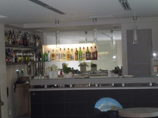 Grand Hotel Angiolieri : bar area
