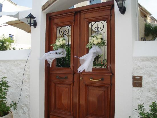 Guesthouse Niriides : Entrance