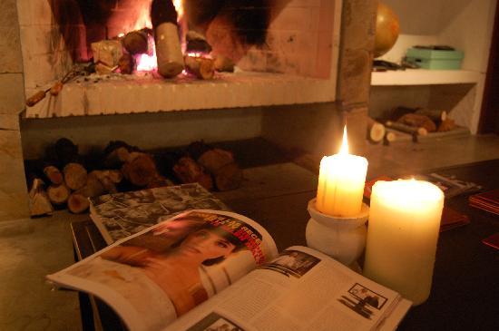 Casa Los Jazmines: warm nigths...
