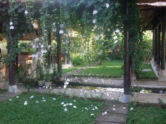 Villa Puri Darma Agung: Garden