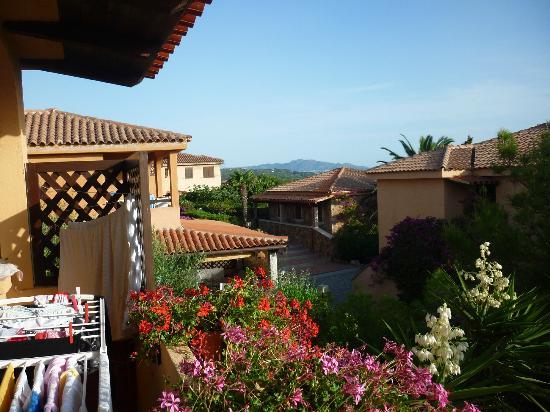 Baia de Bahas - Apartments & Resort : vista dalla veranda