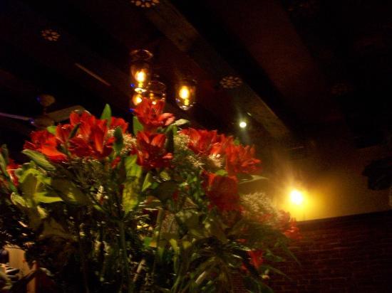 Kooning van Siam: Restaurant Interior