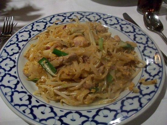 Kooning van Siam: Pad Thai