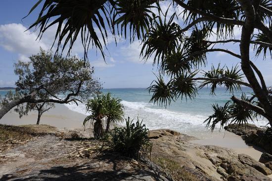 Blue Lake National Park: Cylinder Beach