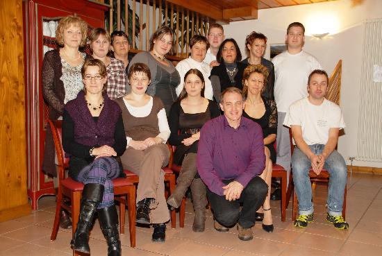 Les Chatelmines La Bresse : toute l'équipe