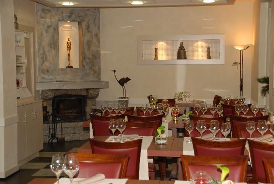 Les Chatelmines La Bresse : notre nouvelle salle de restaurant