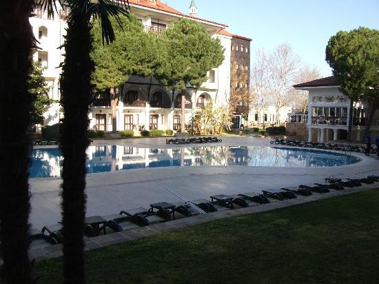 WOW Topkapi Palace: relaxing pool