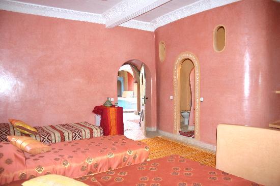 Guest House Merzouga: suite