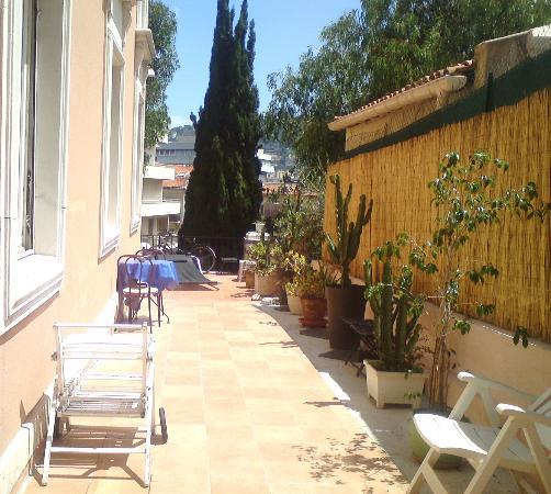 Villa Rima: Rez de terrasse sud