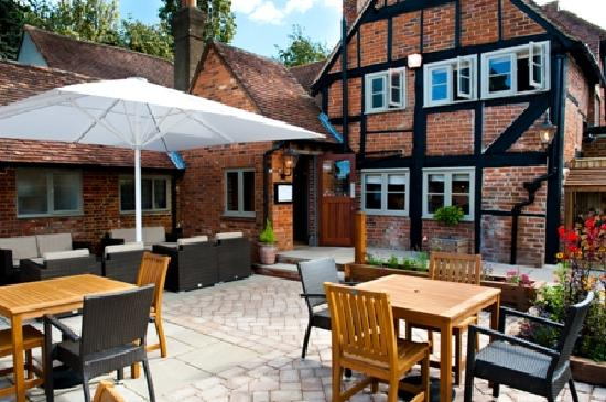 Set In The Beautiful Village Of East Clandon