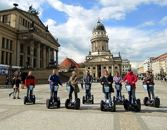 SEG2GO Segway Point Berlin-Mitte