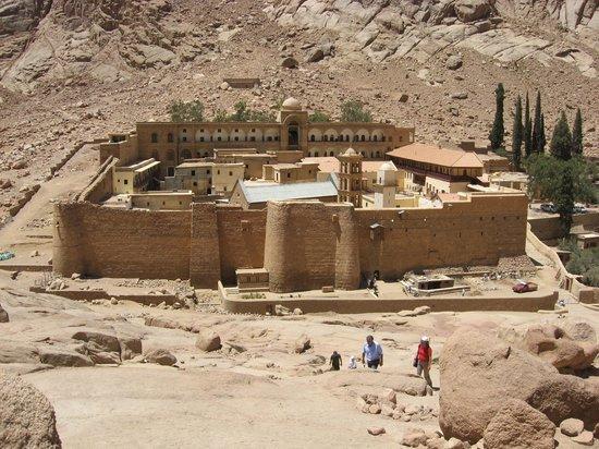 Elegant Voyage Day Tours - Sharm el Sheikh: Il monastero del Sinai e la fortificazione