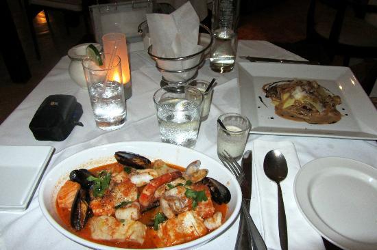 Hotel Mont Vernon: Dinning at Sol e Luna