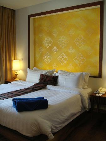 My room at Le Palais Juliana Luang Prabang