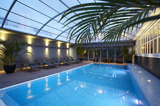 Indoor Pool - Porto Bay Serra Golf