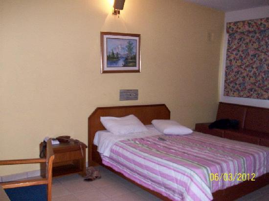 Lider Palace Hotel: Habitación