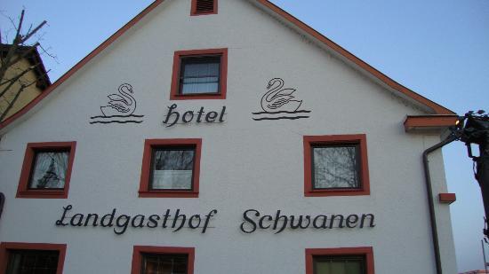 Hotel Landgasthof Schwanen : HOTEL RESTAURANT