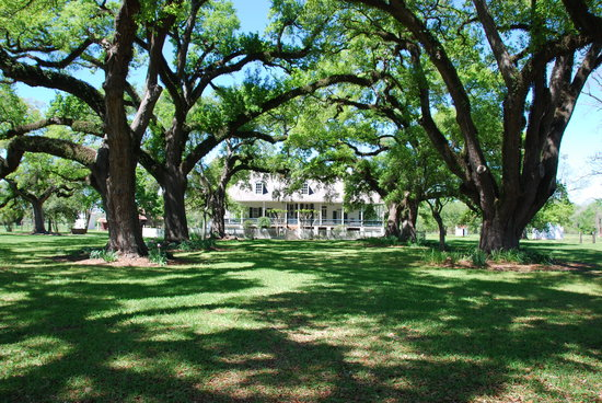 Cane River Creole National Historical Park: Oakland Plantation